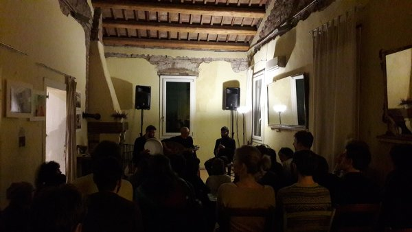 Musiche da Walkings Sounds con Luca Chiavinato e Dario Bano